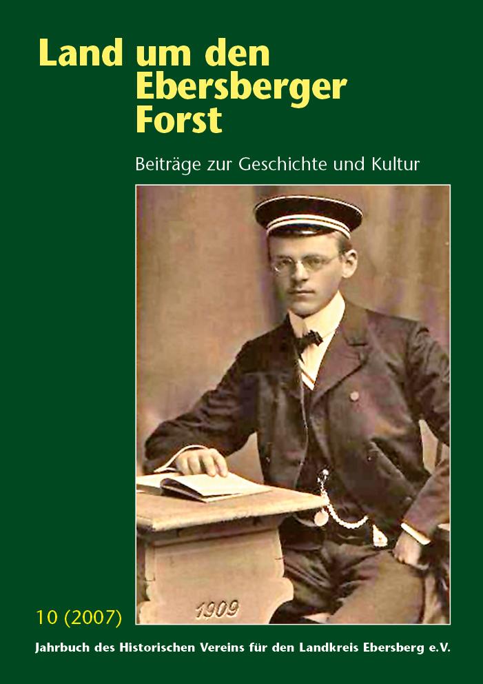 Land um den Ebersberger Forst Beiträge zur Geschichte und Kultur – Band 10