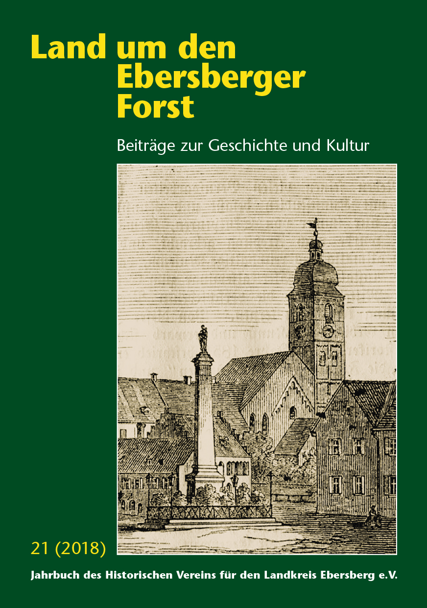 Land um den Ebersberger Forst Beiträge zur Geschichte und Kultur – Band 21