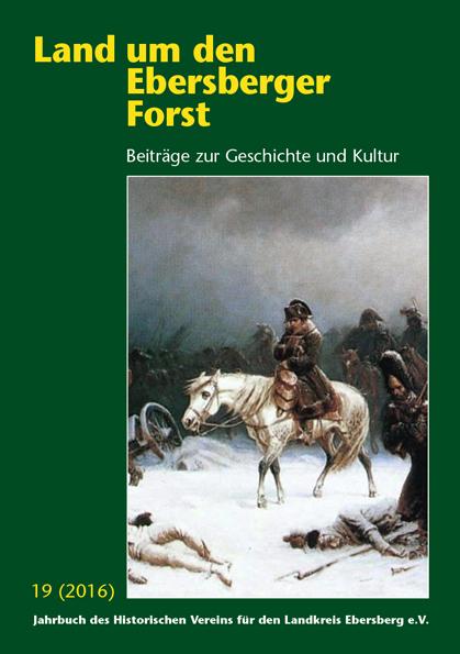 Land um den Ebersberger Forst Beiträge zur Geschichte und Kultur – Band 19