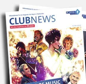 Bayern 1 Radioclub – Clubnews