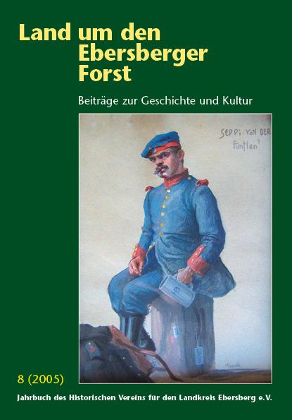 Land um den Ebersberger Forst Beiträge zur Geschichte und Kultur – Band 8