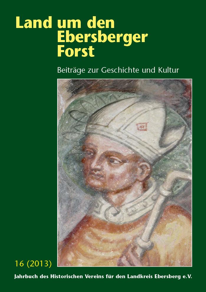 Land um den Ebersberger Forst Beiträge zur Geschichte und Kultur – Band 16