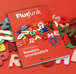 BG Bau – Flurfunk