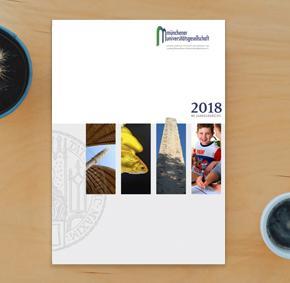 Münchener Universitätsgesellschaft – Jahresberichte