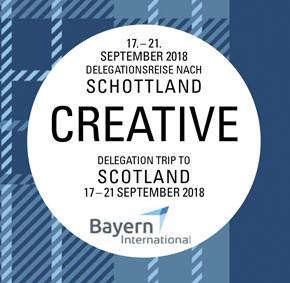 Bayern International Delegations-Designreise