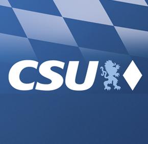 CSU Rosenheim Wahlkampagne
